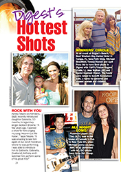 Ashely and Gabriella Tesoro on cover of Soap Opera Digest